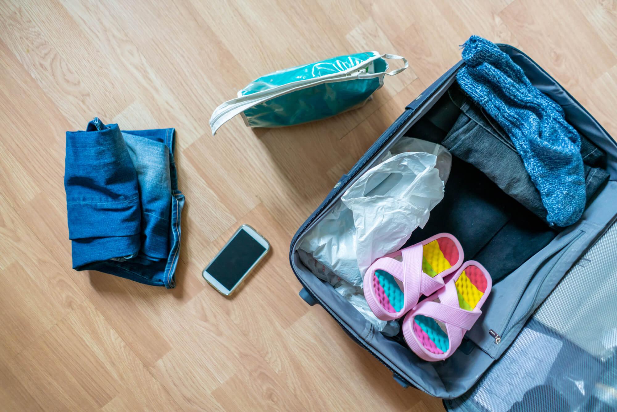 orçamento viagem
